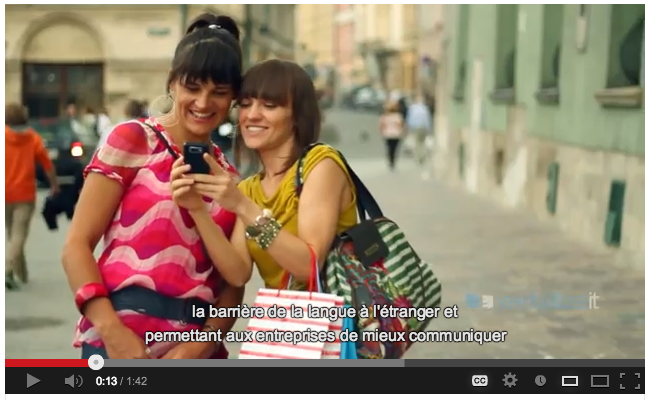 Transcribe Your Video To French